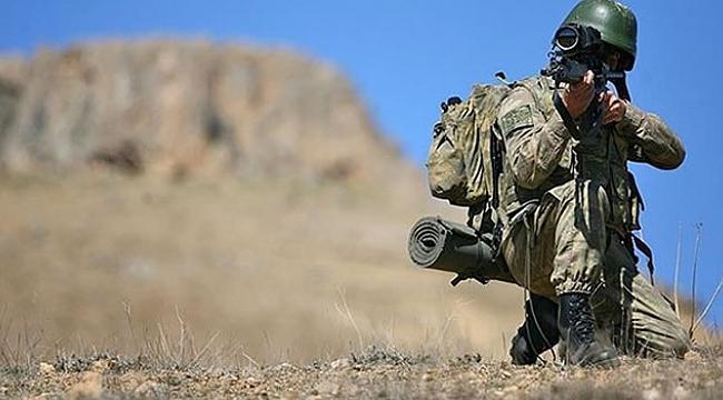 Adıyaman'da teröristlerle çatışma:1 şehit,  4 yaralı