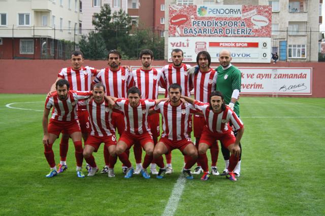 Pendikspor üç puanı 3 golle kazandı
