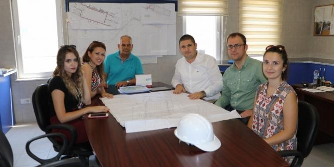 Çevreci projenin ilk izleme toplantısı yapıldı