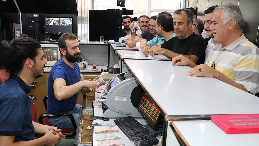 Başkan Erdoğan'ın dolar çağrısına vatandaştan destek
