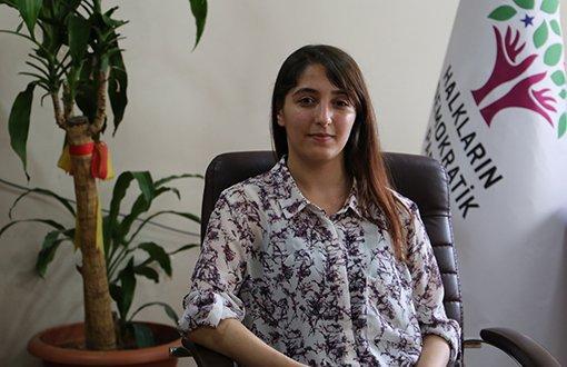 Teörist cenazesine katılmak isteyen HDP'li vekil güvenlik engeline takıldı