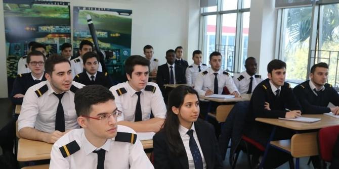 Yeni hedef uçak filosunu ve öğrenci sayısını arttırmak