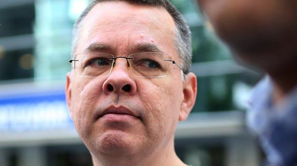 Rahip Brunson'un ev hapsine itiraz bir kez daha reddedildi