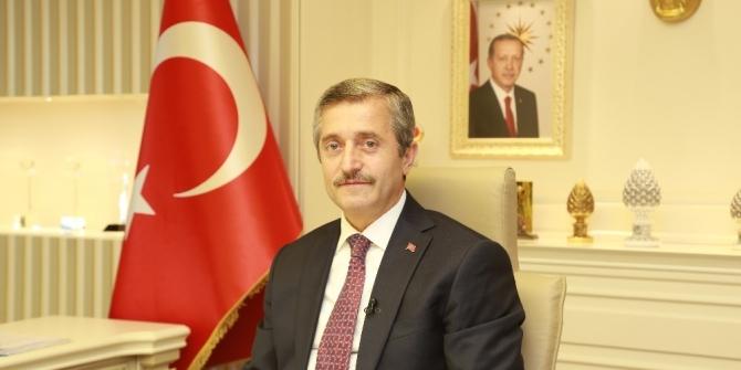 Belediye Başkanı Tahmazoğlu, Kurban Bayramı'nı kutladı