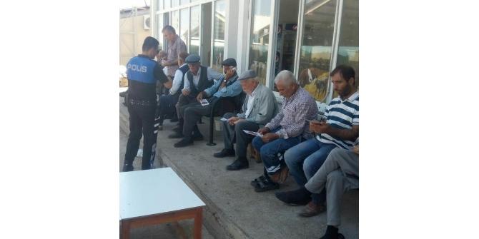 Vatandaşlar dolandırıcılık ve hırsızlığa karşı uyarıldı