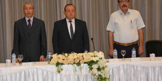 İskenderun'da muhtarlar ve halkla buluşma toplantısı yapıldı
