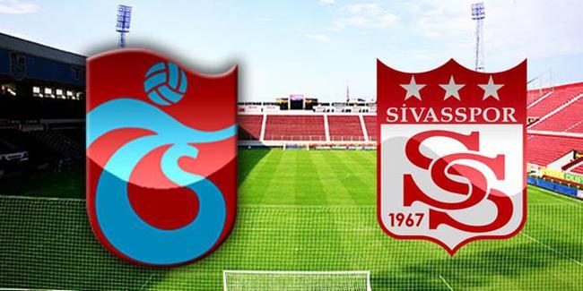 Trabzonspor Sivasspor'u farklı yendi, Maç kaç kaç bitti?