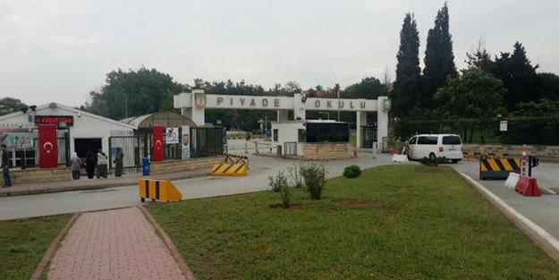 İstanbul Tuzla Piyade okuluna FETÖ operasyonu