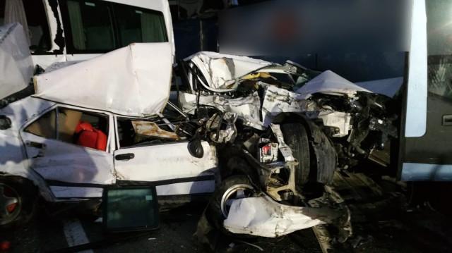 Bursa'da 34 aracın karıştığı kazada yaşanan kabus dolu dakikaları kazazedeler anlattı