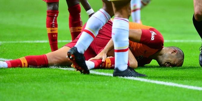 Spor Toto Süper Lig: Galatasaray: 1 - Göztepe: 0 (Maç sonucu)