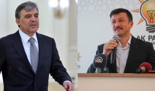 AK Parti genel başkan yardımcısı Hamza Dağ: Abdullah Gül haindir
