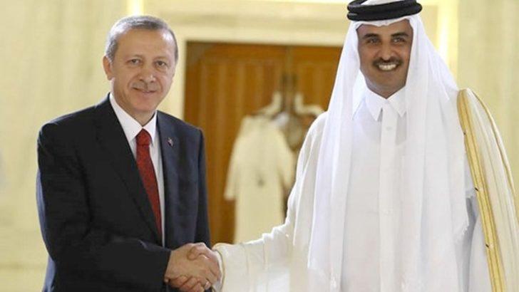 Katar ile Türkiye arasında anlaşma imzalandı