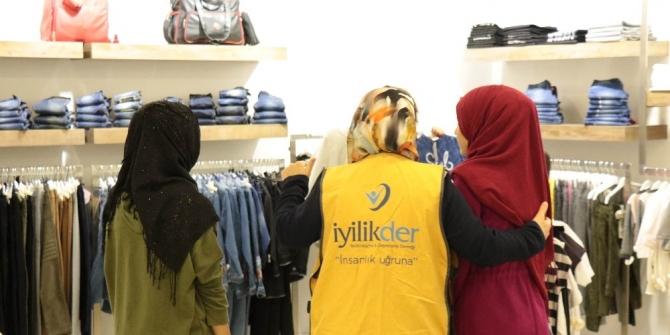 Kırşehir'de kimsesiz çocuklar bayrama mutlu girecek