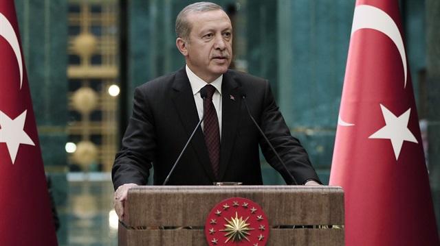 Erdoğan: Ekonomimize yönelik saldırının bayrağımıza saldırıdan farkı yok