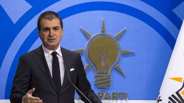 AK Parti Sözcüsü Çelik: ABD Büyükelçiliği saldırısı açık bir provokasyondur