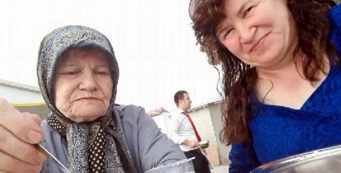 Çekyatın içinde battaniyeye sarılı cesedi bulunan yaşlı kadının kızı tutuklandı