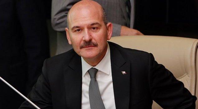ABD Büyükelçiliğine yapılan saldırı hakkında Bakan Soylu açıklama yaptı
