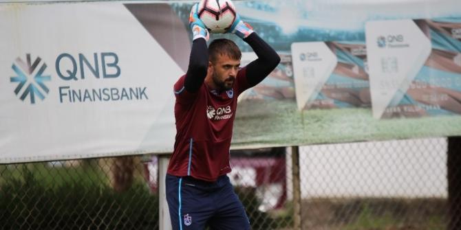 Trabzonspor, Ankaragücü maçı hazırlıklarına başladı