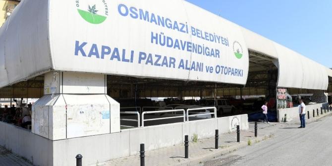 Osmangazi'de hijyenik kurban kesimi