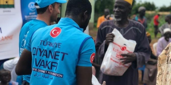Türkiye Diyanet Vakfı, 146 ülkede vekaletle kurban kesti