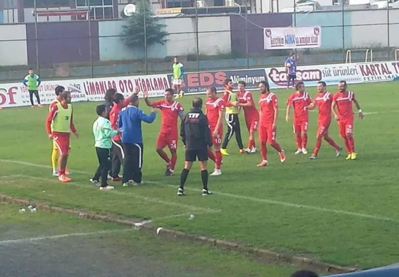 Ofspor - Pendikspor maç sonucu
