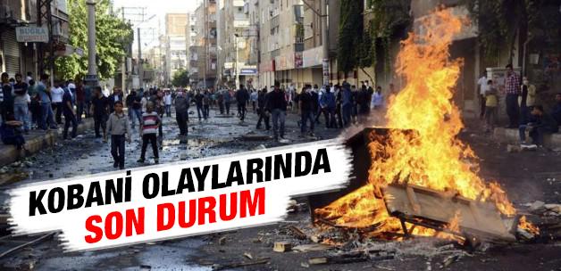 Kobani Olaylarında Son Durum - Sürekli Güncel