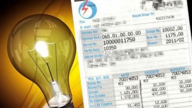Elektrik Faturası Çok Gelenlere 'SOSYAL TARİFE'
