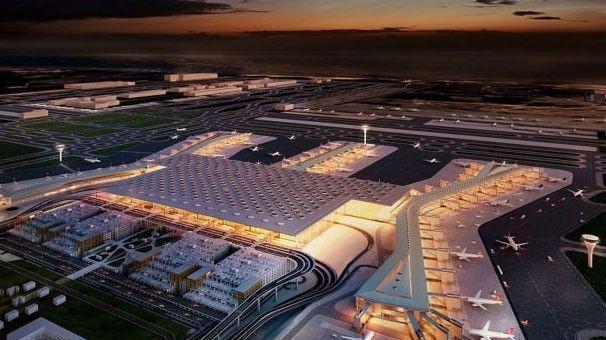 Yeni Havalimanı'na yapılacak 150 bagajlı taşıma ihalesi iptal oldu