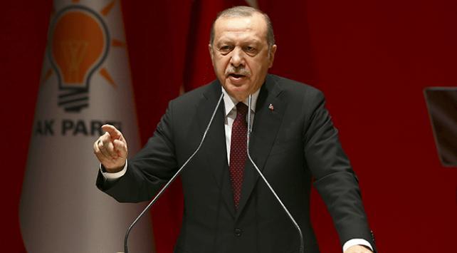Erdoğan'dan Merkez Bankası faiz arttırımına ilk yorum
