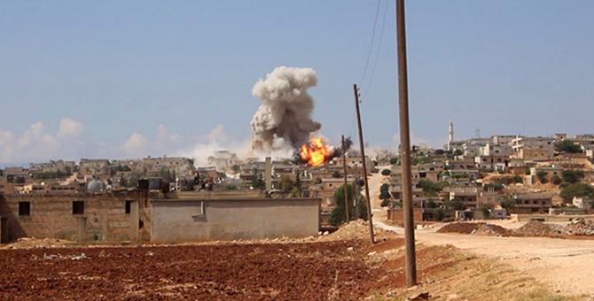 Rusya İdlib'de insani koridor oluşturacak