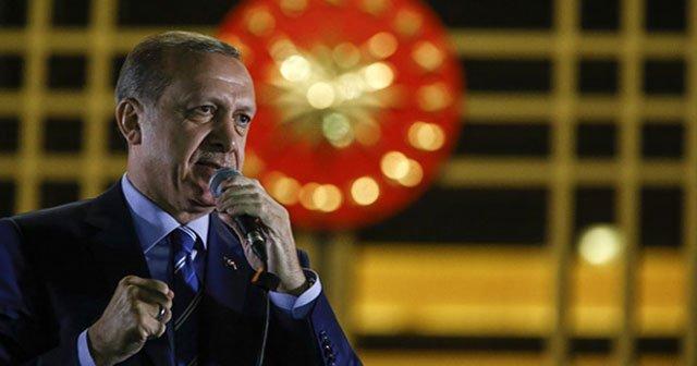 Erdoğan yarın Külliye'de 30 ABD'li iş insanını kabul edecek