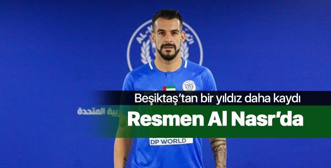 Negredo Al Nasr'a imzayı attı