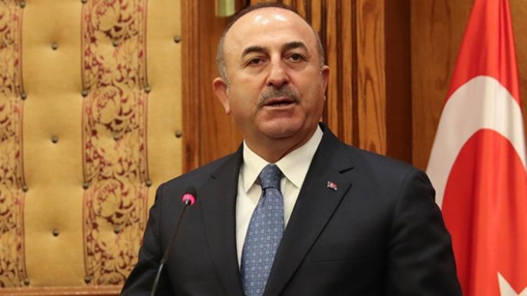 Dışişleri Bakanı Mevlüt Çavuşoğlu, ABD Dışişleri Bakanı ile görüştü