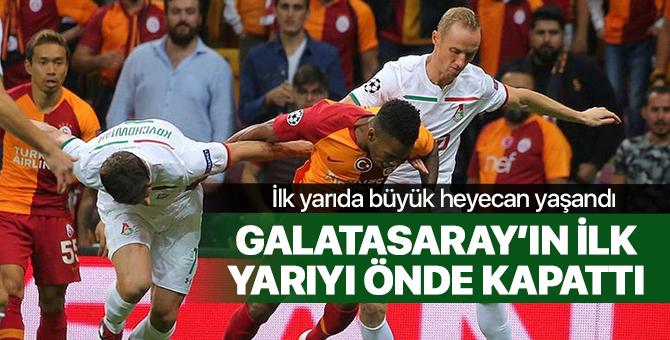 Galatasaray Lokomotiv Moskova Maçı Kaç Kaç | Canlı