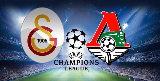 Galatasaray Lokomotiv Moskova Maç Sonucu 3 - 0