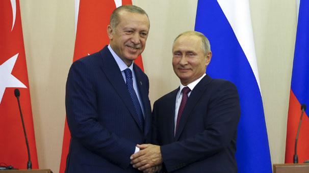Erdoğan Putin görüşmesi İdlib'de silah seslerini durdurdu