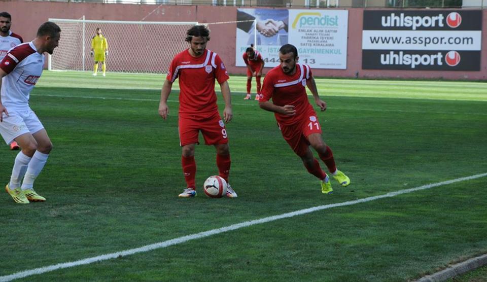 Pendikspor, Tokatspor'a Acımadı 5-1