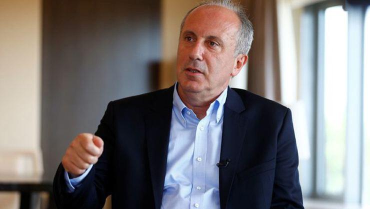 Muharrem İnce İstanbul Belediye Başkan adaylığı için son noktayı koydu