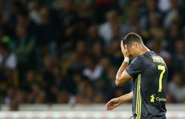 Cristiano Ronaldo ağlayarak sahayı terk etti