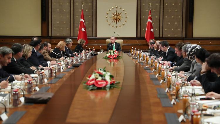 """Erdoğan: """"Göreceksiniz, Türkiye'nin geleceği parlak"""""""