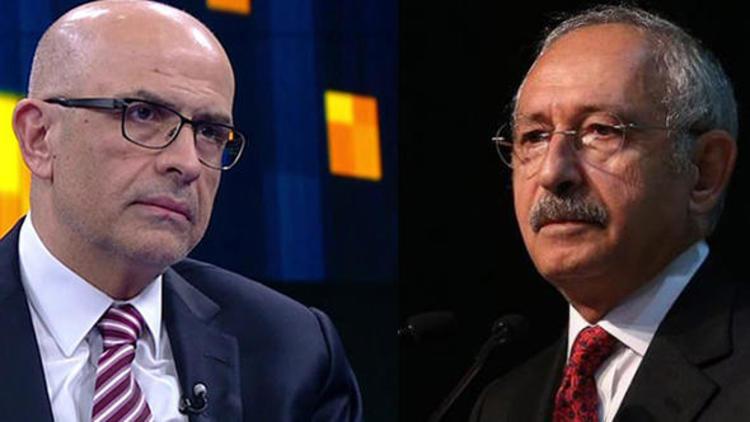 Kemal Kılıçdaroğlu ile Enis Berberoğlu bir araya geldiler