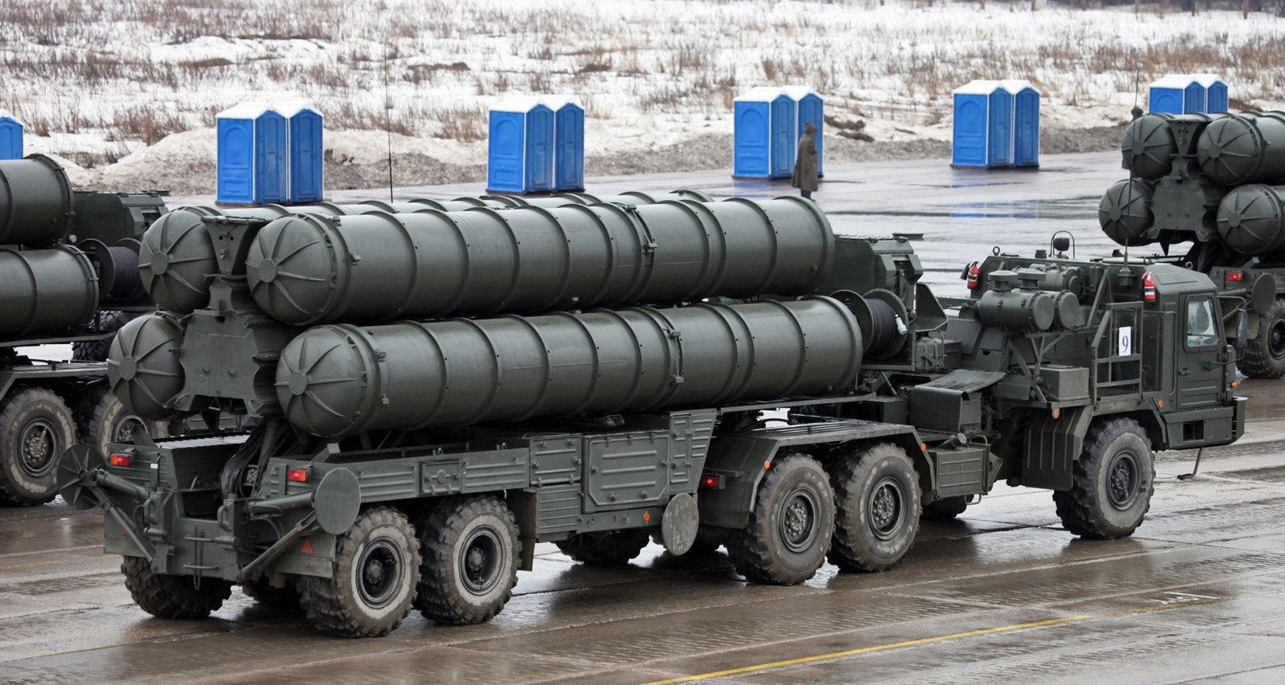 Rusya Kırım'a S-400 Yerleştirdi