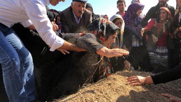 Sedanur Güzel'in cenazesinde Gözyaşları sel oldu, Kahreden veda