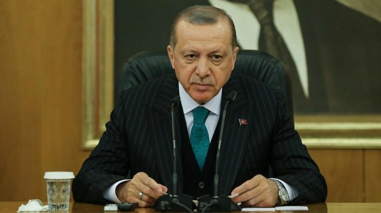 Erdoğan: Trum'dan görüşme talebi gelirse değerlendirilir