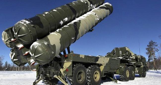 Rusya'dan S-300 füze açıklaması