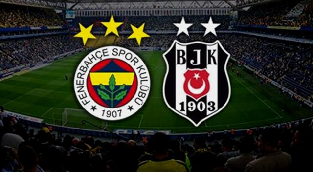 Fenerbahçe Beşiktaş derbisinde gülen olmadı 1-1