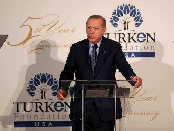 Cumhurbaşkanı  Erdoğan: Silahlar yasaklansın