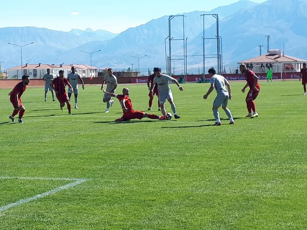 Ziraat Türkiye Kupası  Anagold 24 Erzincanspor: 2 - Gazişehir Gaziantep: 1