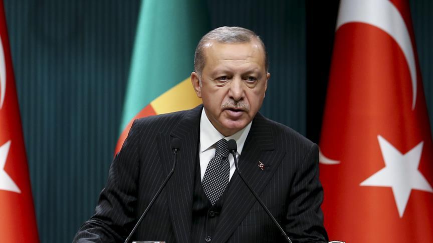 Erdoğan'dan EURO 2024 adaylığı açıklaması: Adil değerlendirme bekliyoruz
