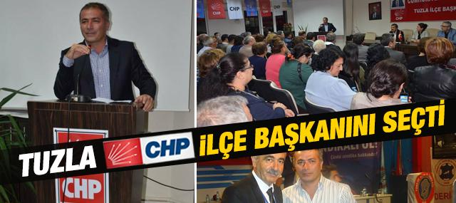 Chp Tuzla İlçe Başkanını Seçti 2014
